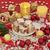 natal · comida · de · festa · beber · vinho · pão · de · especiarias · biscoitos - foto stock © marilyna