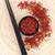 homeopatía · médicos · rojo · borroso · texto · estetoscopio - foto stock © marilyna