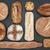 rustic bread stock photo © marilyna