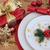 dar · tablicy · tabeli · dekoracje · biały · obecnej - zdjęcia stock © marilyna