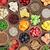 noz · fruto · branco · comida - foto stock © marilyna