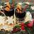 vrolijk · christmas · specerijen · biscuit · voedsel · winter - stockfoto © marilyna