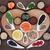 gezondheid · voedsel · collectie · gezonde · voeding · vlees - stockfoto © marilyna