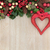 christmas heart decoration stock photo © marilyna