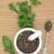 basil herb types stock photo © marilyna
