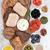 イタリア語 · 白パン · 新鮮な · 食品 · 緑 · 黒 - ストックフォト © marilyna
