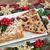 marsepein · christmas · traditie · cookies · snoep · vruchten - stockfoto © marilyna