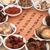 egészség · kínai · kalligráfia · mű · feng · shui · kultúra - stock fotó © marilyna
