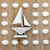 небольшой · лодка · аннотация · занят · порт · воды - Сток-фото © marilyna