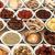 chińczyk · składniki · oliwy · drewna - zdjęcia stock © marilyna