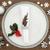 Noel · akşam · yemeği · zaman · yemek · masası · plakalar - stok fotoğraf © marilyna