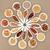 noten · abstract · schelpen · rustiek · houten - stockfoto © marilyna