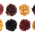 フルーツ · 葉 · 食品 · 健康 · 白 · ベリー - ストックフォト © marilyna