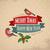Cartoon · ретро · Рождества · самолет · баннер · вектора - Сток-фото © marish