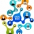 social media and network illustration stock photo © marish