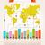 reizen · vlucht · infographics · gegevens · iconen · communie - stockfoto © marish