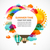 hot air balloon colorful abstract vector background stock photo © marish