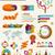 infografika · idővonal · jelentés · sablon · leíró · buborékok - stock fotó © marish