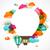 globo · de · aire · caliente · vintage · evento · icono · comerciales · anuncio - foto stock © marish