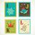 natal · retro · alfabeto · bonitinho · ícones - foto stock © marish