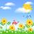 природного · лет · Ромашки · цветы · трава · красивой - Сток-фото © marisha