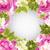 pembe · kabarcıklar · çerçeve · şeffaf · banyo · sabun - stok fotoğraf © marisha