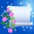 fiori · pergamena · magia · trasparente · fiore · carta - foto d'archivio © marisha