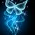 brucia · farfalla · blu · ali · nero · indietro - foto d'archivio © marisha