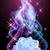 steeg · rook · abstract · vlam · stralen · donkere - stockfoto © marisha