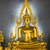 meditating buddha in wat pho temple bangkok stock photo © mariusz_prusaczyk