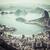 Rio · de · Janeiro · Brasil · ver · residencial · edifícios · montanhas - foto stock © mariusz_prusaczyk