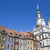 houses and town hall in old market square poznan poland stock photo © mariusz_prusaczyk