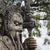 szobor · kínai · harcos · bejárat · buddhista · templom - stock fotó © mariusz_prusaczyk