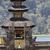 temple · lac · bali · Indonésie · paysage · bleu - photo stock © mariusz_prusaczyk