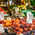 produzir · orgânico · pêssegos · exibir · agricultores · mercado - foto stock © mariusz_prusaczyk