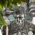 pedra · guardião · estátua · Tailândia · chinês - foto stock © mariusz_prusaczyk