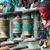 bouddhique · prière · roues · Népal · métal · culte - photo stock © mariusz_prusaczyk
