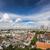 bangkok cityscape capital of thailand and beautiful sky stock photo © mariusz_prusaczyk