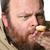 mini · muffin · megrémült · méret · reggeli · háttér - stock fotó © markhayes