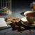 Кубок · чай · миндаль · Cookies · ноутбук · вкусный - Сток-фото © markova64el