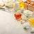 Ingredients for making pancakes stock photo © markova64el