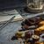 миндаль · Cookies · ноутбук · темно · ключевые · вкусный - Сток-фото © markova64el