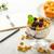 desayuno · granola · miel · negro · té · delicioso - foto stock © markova64el