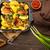 poulet · jambes · sel · épices · plaque - photo stock © markova64el