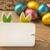 œufs · de · Pâques · bois · espace · de · copie · naturelles · maison - photo stock © markova64el
