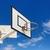 バスケットボール · 青空 · 晴れた · 空 · 太陽 · 夏 - ストックフォト © martin33