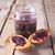 zwarte · bes · jam · voedsel · hout · blad - stockfoto © marylooo