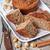 taze · eski · bıçak · iki · ahşap · masa · gıda - stok fotoğraf © marylooo