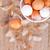eieren · oude · tabel · geïsoleerd · zwarte · voedsel - stockfoto © marylooo