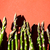 bos · vers · groene · asperges · lint · rustiek - stockfoto © marylooo